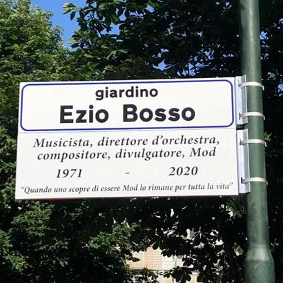 GIARDINO EZIO BOSSO: LA RIVINCITA DEI MODS