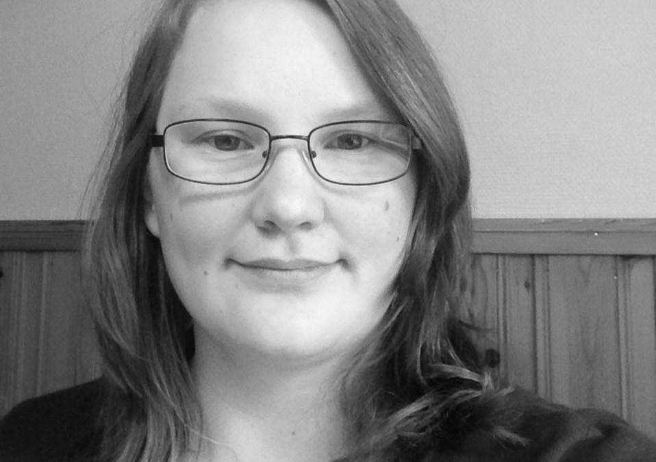 Nathalie Jakoby är egenutgivaren som vill testa allt från idé till bok