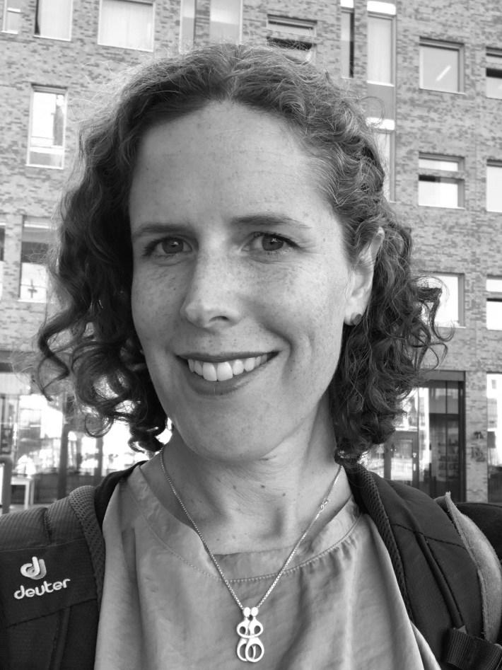 Helene Östberge author image