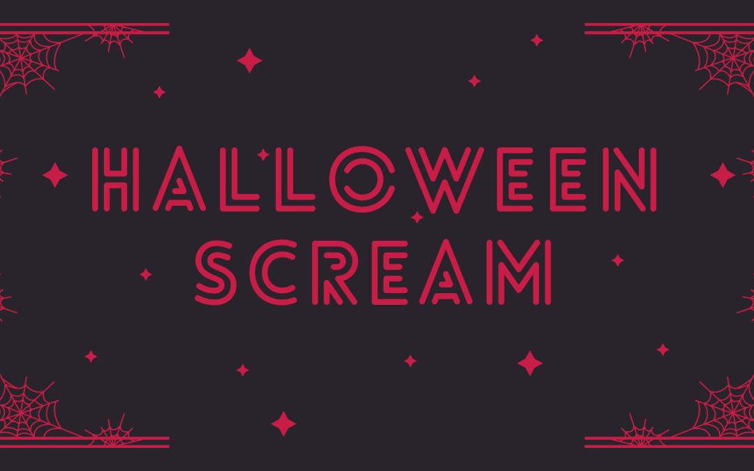 BetaReader.io och A Nice Noise förlag lanserar novelltävlingen Halloween Scream