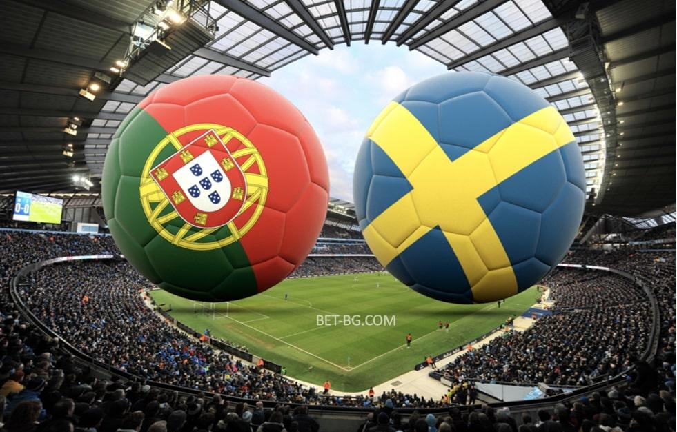 португалия - швеция bet365