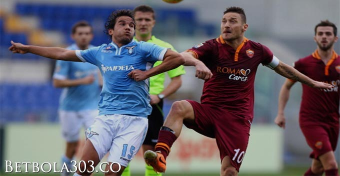 Prediksi AS Roma vs Lazio 19 November 2017 - Serie A