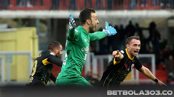 Prediksi AC Milan vs Benevento 22 April 2018, Serie A