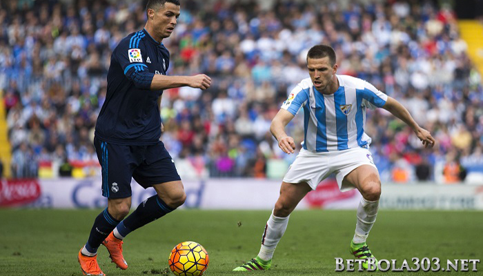 Prediksi Real Madrid vs Malaga 25 November 2017 - La Liga