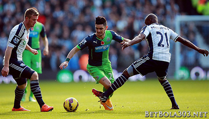 Prediksi West Brom vs Newcastle 29 November 2017