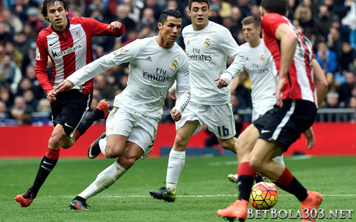 Prediksi Athletic Bilbao Vs Real Madrid, 3 Desember 2017