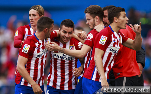Atletico Madrid vs Deportivo Alaves