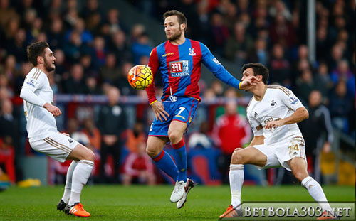 Swansea vs Crystal Palace