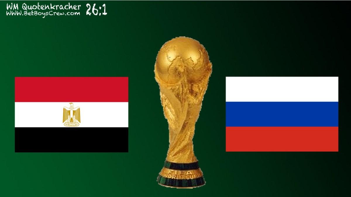 WM Ägypten Bonus