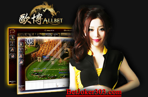 AllBet Live Casino Joker123