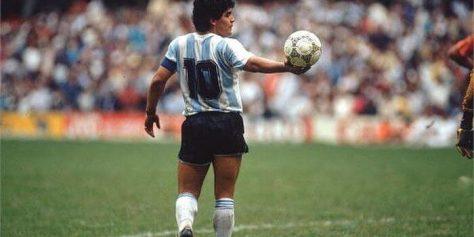 Diego Maradona recensie op Streamz