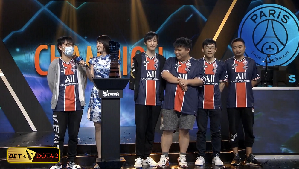 PSG.LGD Wins China Dota 2 Pro Cup Season 1