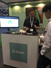 Owlet is one of a few hot startups in IoT
