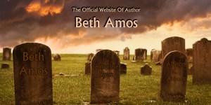 Author Beth Amos
