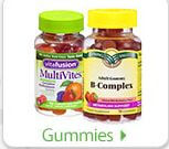 Gummy Multivitamins & B complex