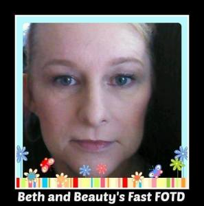 Beth and Beauty's Fast and Easy FOTD: 03/30/2014