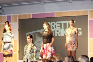 Nordstrom Beauty Trend Show 2014 Fashion Models