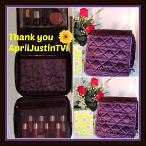 The Tarte of Giving Collector Set I Won from AprilJustinTV