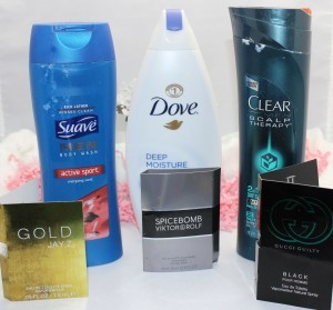 Beth and Beauty's April 2014 Husbands Empties