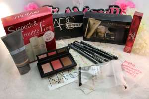 Beth and Beauty's Random Haul Sephora, Nordstrom and Avon