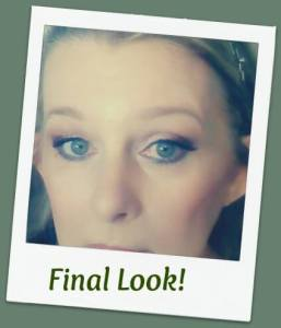 Lorac Pro Champagne Eye Tutorial Final Look