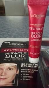 L'Oreal Revitalift Miracle Blur Original Formula