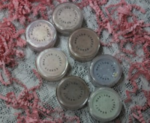 Madison Street Beauty Mineral Eye Shadows