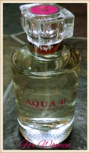 Aqua 41 Perfume for Her by American Coastal Co.