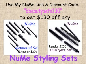 NuMe Discount Code bbeautysets130