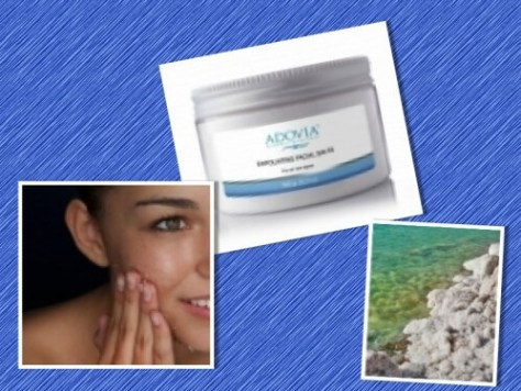 Adovia Exfoliating Facial Ocean Salts
