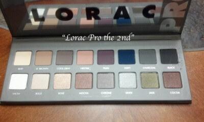Lorac Pro 2
