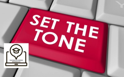 #53: Setting the Tone in the Online Classroom