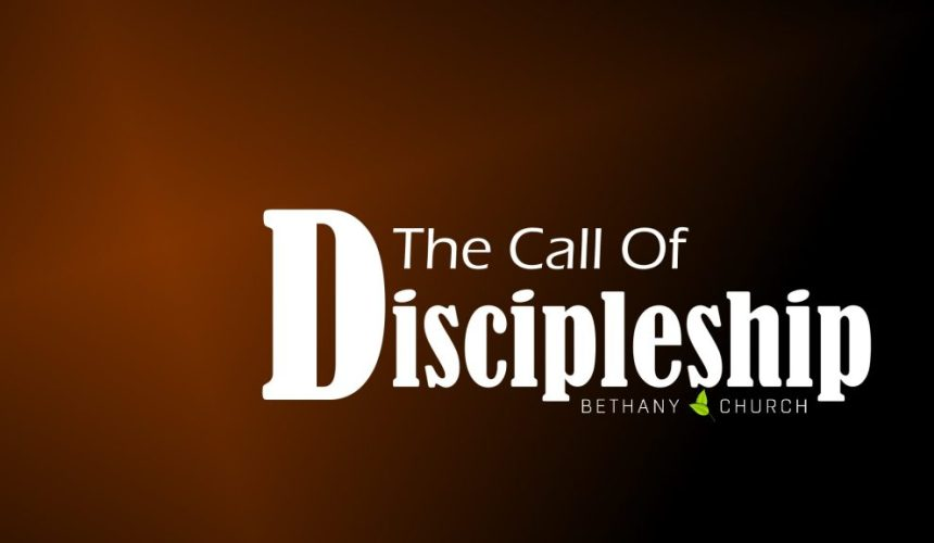 The Call of Discipleship