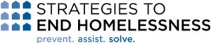 Strategies to End Homelessness Logo