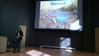 First talk, NEERS Fall 2014 Meeting, Avery Point, CT