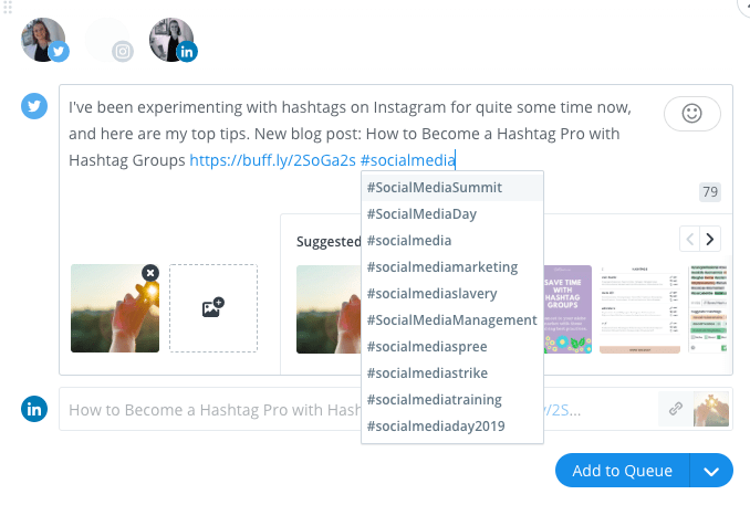 Need help remembering all the hashtags you use? Find out what my top 3 hashtag management apps and tips are to save you time and energy!
