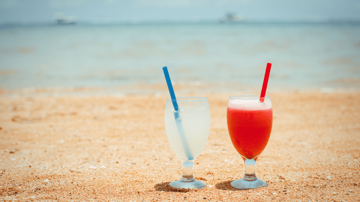 Dry July: Why I'm Swapping Alcohol for Water this Summer