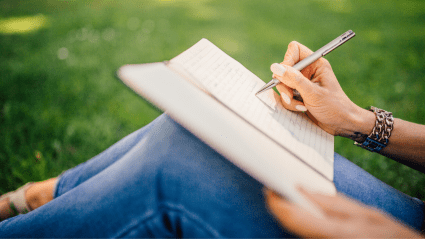 The confidentiality of journaling and trusting others with your thoughts