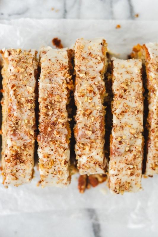 hummingbird banana bread - bethcakes.com
