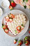 one layer red velvet cake - bethcakes.com
