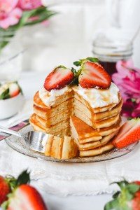 small batch pancakes - bethcakes.com