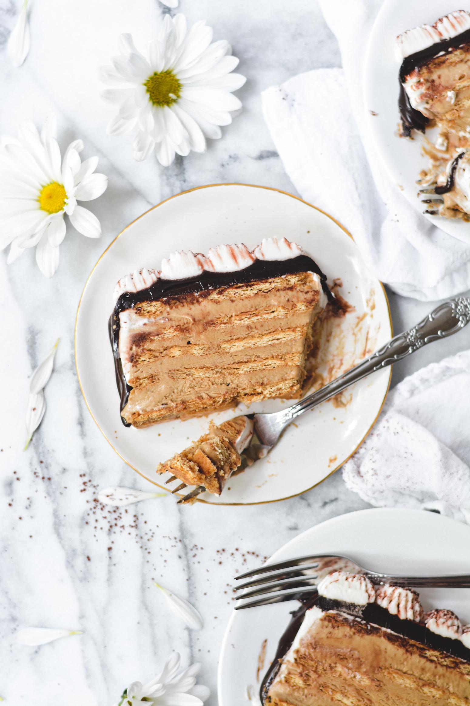 icebox opera cake - bethcakes.com