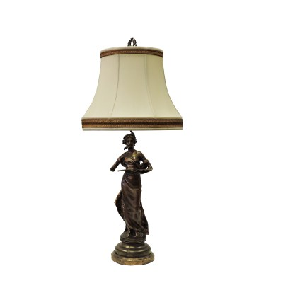 1-bronze-woman-lamp