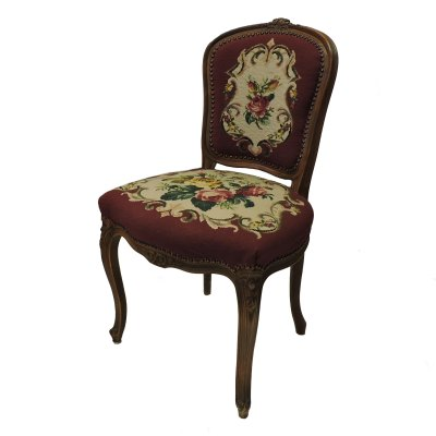 antique Card Chair