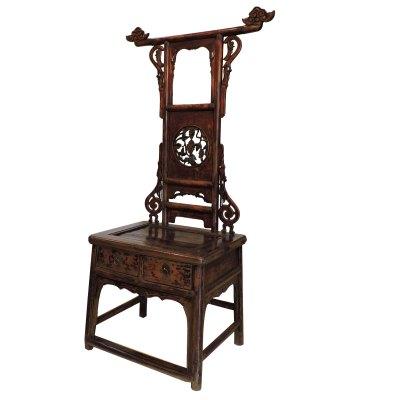 antique Kings Chair
