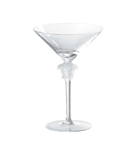 Medusa Lumiere Martini Glass