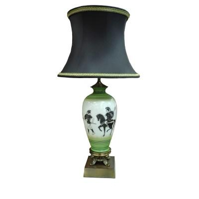 antique Roman Lamp