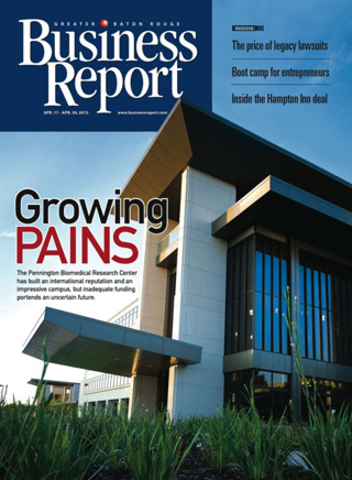 baton rouge business report