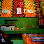 Fresh Fruit at Booths Corner