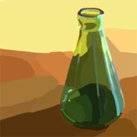 PaintMade with the iPad art app, Procreate